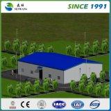 Gruppo di lavoro prefabbricato del magazzino della costruzione della struttura d'acciaio da vendere