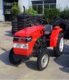 18HP-200HP Tractor de met 4 wielen van het Landbouwbedrijf van de Aandrijving van het Gebruik van de landbouw