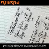 Étiquette /Label /Sticker de vêtement d'IDENTIFICATION RF utilisé dans le management de mémoire