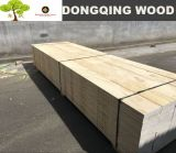 Le panneau d'échafaudage de LVL d'utilisation de construction avec rayonnent le bois de construction de pin