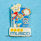 Enamel morbido Metal Badge per Promotion (Ele-B151)