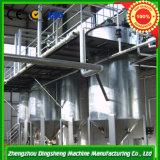 Matériel de raffinage d'huile de cuisine de la Chine