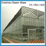 1.5mm-19mm Home Appliance / Decorativo Clear Float Glass com ce, SGS Certification