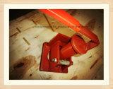 Einzelner Typ Behälter-rotierende Torsion-Verschluss-LKW-Schlussteil-Teile