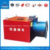 Separador magnético magnético de refrigeração ar da suspensão de Rcda- eletro para o equipamento de mineração do ouro