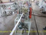 Chaîne de production à sortie unique de bordure foncée de PVC