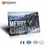 La Mejor Tarjeta del PVC RFID de la Venta de MIFARE DESFire