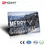 Migliore scheda del PVC RFID di vendita di MIFARE DESFire D21 D41 D81