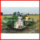 многофункциональная жатка зернокомбайна 4lz-4.0zd для риса/пшеницы/зерна/падиа