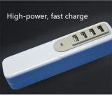 Lang-Form Tischplatten-USB-Aufladeeinheit