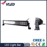 120W 21.7inch zweireihig Curved 12 Spannung LED-Lichtleiste für Offroad 4X4
