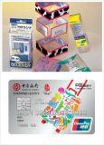 Afdrukkend Duidelijk pvc van de Plastic Film van Taiwan Mateiral Stijf