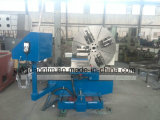 China-preiswerter Preis-Qualitäts-Fußboden-Typ Drehbank-Maschine für drehenflansch (CX6020)