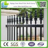 clôture en acier de frontière de sécurité en acier de garantie de dessus de lance de 2.1m X2.4m