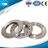 Peças industriais da máquina do rolamento de esferas axial 51103 da pressão do rolamento da carga