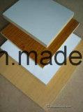 Pegamento de la madera dura E2 de la mezcla del MDF 1220*2440 Poplor de la melamina