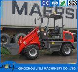 Jieli Schaufel-Ladevorrichtungs-Vertrags-Traktor mit vorderer Ladevorrichtung