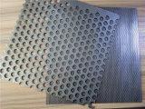 Лист металла круглого отверстия Perforated для фильтра, пробки, стены плакирования, сетки барбекю, барьера шума
