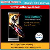 Разрешение Signage цифров - измените вашу жизнь - Signage цифров машины чистки ботинка