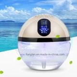 El purificador agua-aire respira el aire más fresco con Ionizer