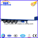Cimc 40FT 4axle Flatbed Semi Aanhangwagen