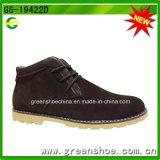 Zapatos de los hombres del cuero del ante de la calidad del OEM de la manera de la fábrica más nueva del diseño los mejores de China