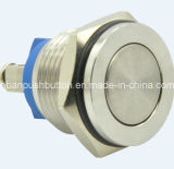 16mm Anti-Vandal Push Button novo Switch