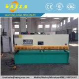 Máquina de corte do metal com controles do CNC de Delem
