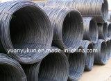 Barre de fer à faible teneur en carbone 5.5mm/6.5mm acier doux