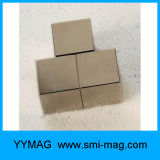 N35 5mm 216 de Nikkel Met een laag bedekte Magneet van het Blok van de Kubus van het Neodymium Magnetische Neo