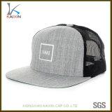 型のトラック運転手の帽子は5つのパネルの帽子の網の側面を卸し売りする