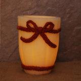 Des Hochzeits-und Ereignis-Gebrauch-LED des Aufflackern-Candle/LED ändernde Kerze Wachs-der Kerze-/Farbe