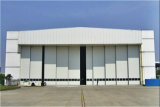 門脈フレームの鉄骨構造の航空機の格納庫(KXD-334)