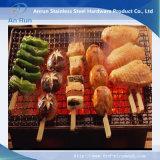 Treillis métallique remplaçable ou répété de barbecue