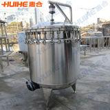 Soja faisant cuire le bac (1000L) pour la nourriture