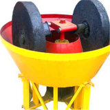 China Durable Wet Pan Mill pour Gold Mining Plant