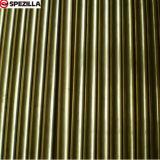 Tubulação de cobre sem emenda C70600 C71500 C70400 niquelar