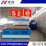 Endurecer Glass Tempering Furnace com Blower Colling System /Convection Heating