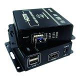 разбиватель волокна 1080P HDMI Kvm