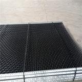 высокуглеродистая сетка волнистой проволки 82A