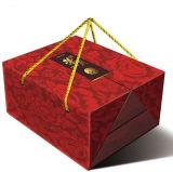 Rectángulo de regalo de alto grado modificado para requisitos particulares de Mooncake