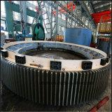 시멘트 클링커 생산 제도 사용은 석탄 선반을 공기 공중 소탕했다
