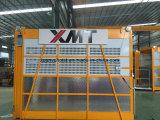 Elevador da construção da freqüência 0~63m/Min Sc320/320 com inversor de Siemens
