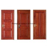 Fait dans les portes en bois de fournisseur d'or de la Chine pour l'intérieur