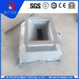Fer de haute énergie/type fer/séparateur magnétique de suspension d'exploitation pour le convoyeur à bande/machine de rectifieuse