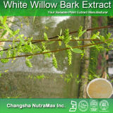 Williow rouge Bark Extract Powdersalicin 15%-98% Supplied par 3W