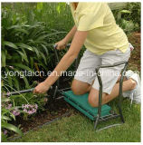 Foldable 강철 정원 무릎 꿇는 사람 및 시트