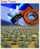 Drives de rotação usados para sistema de rastreamento Solar / Sun