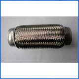 Ss304 cabendo mangueira barata do metal flexível de melhor vendedor de 3 polegadas