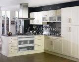 Hete Verkopende Witte Stevige Houten Keukenkast #158
